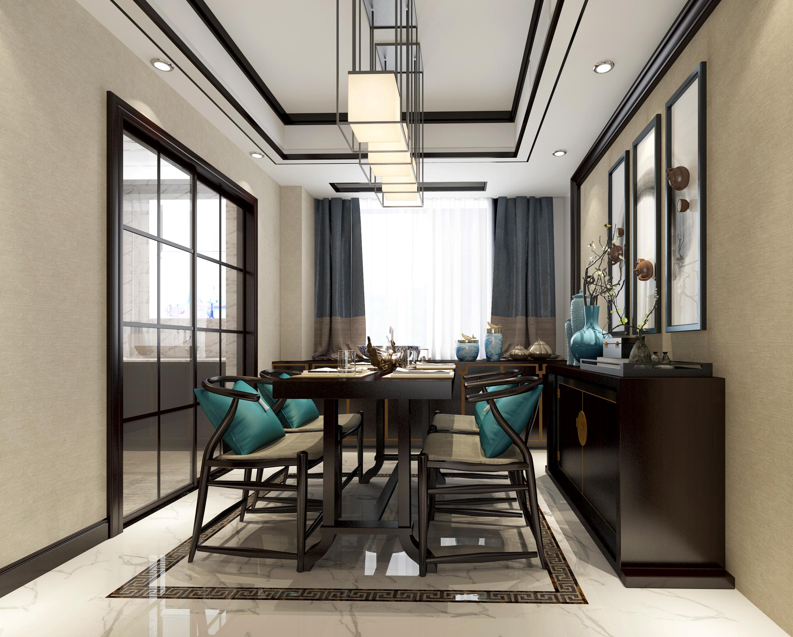 南秀雅苑 上海拉齐娜建筑装饰设计工程有限公司